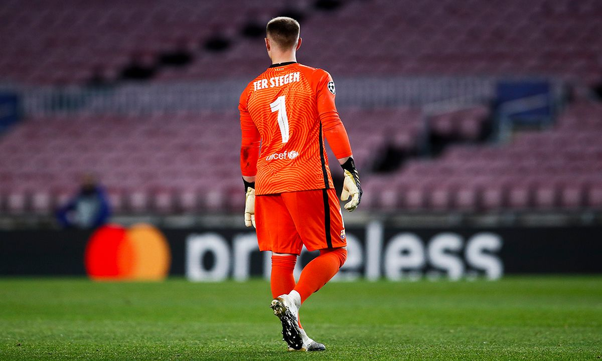 ter stegen an example of proof and fight with the barca ter stegen an example of proof and