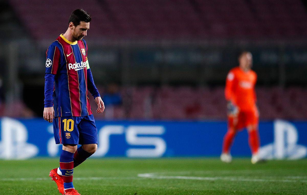 Así defienden a Leo Messi tras su pasotismo contra el Din...