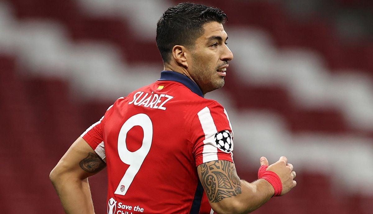 Luis Suárez, negativo en Covid-19 y listo para jugar de nuevo