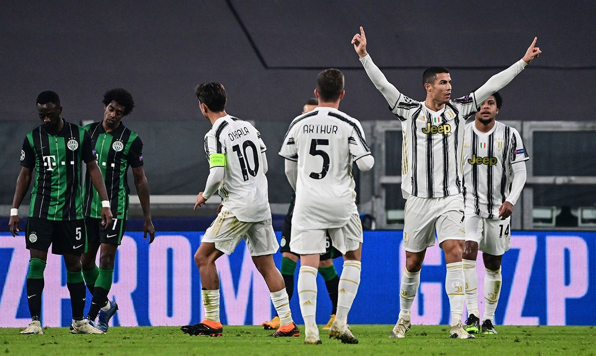 Like this it remains the group of the Barça in Champions: The Juventus  classifies to eighth