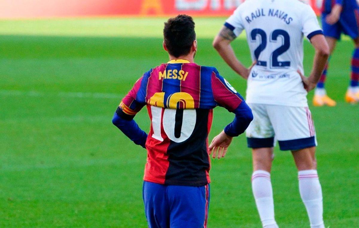 El homenaje de Leo Messi a Maradona tendrá consecuencias