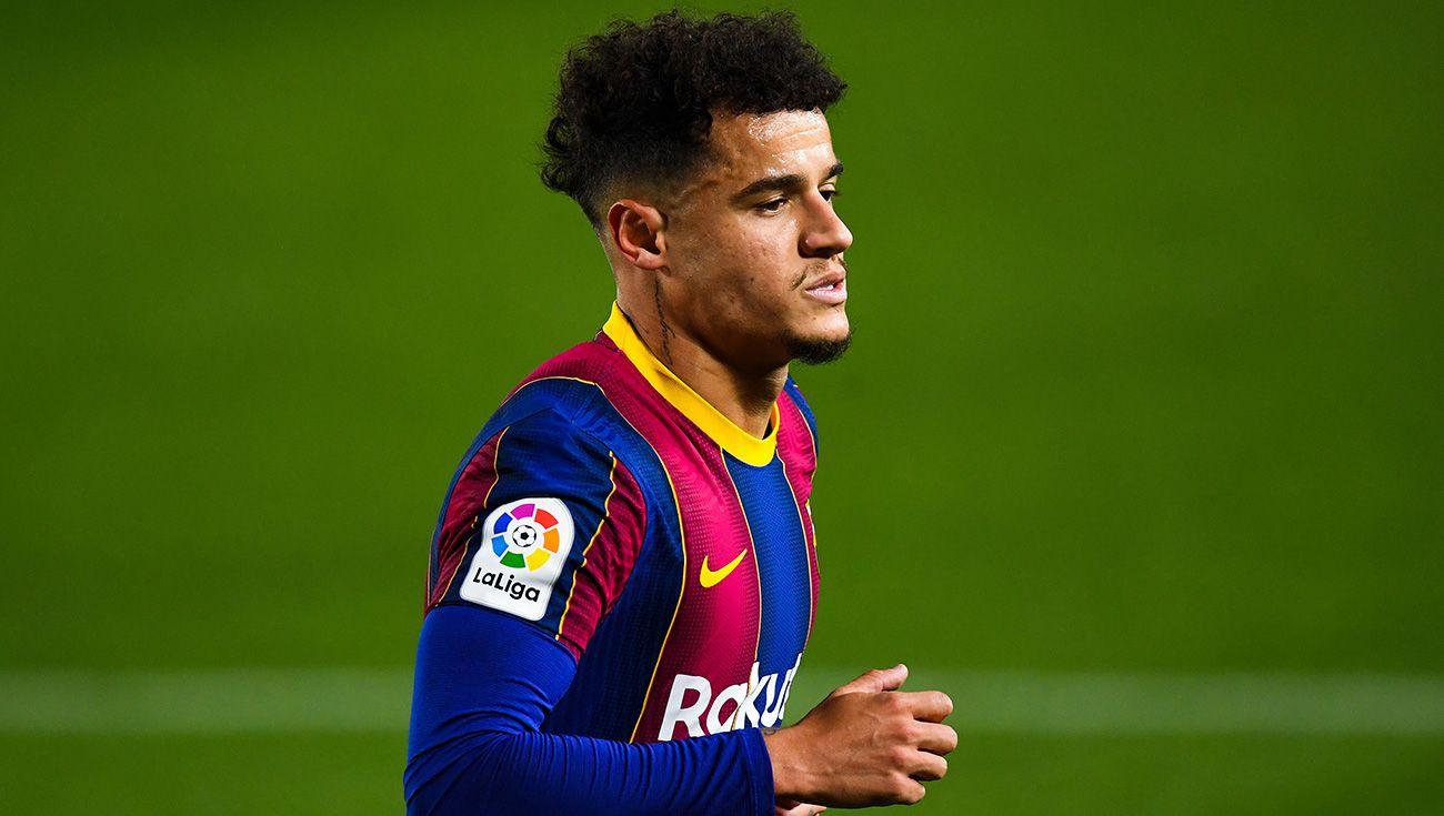Coutinho: El gran dolor de cabeza del Barça