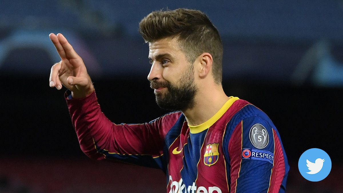 In Argentina ensure that Gerard Piqué can withdraw of the football