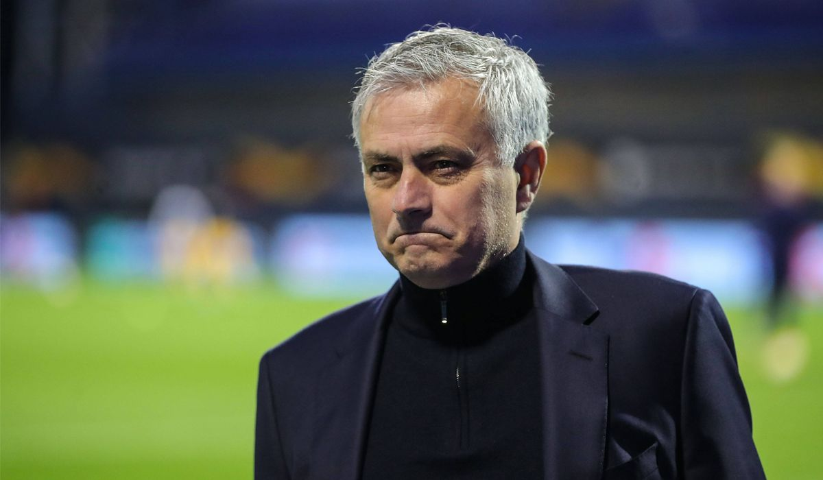 New ridiculous of Mourinho: traced back and elimination of the Europe League