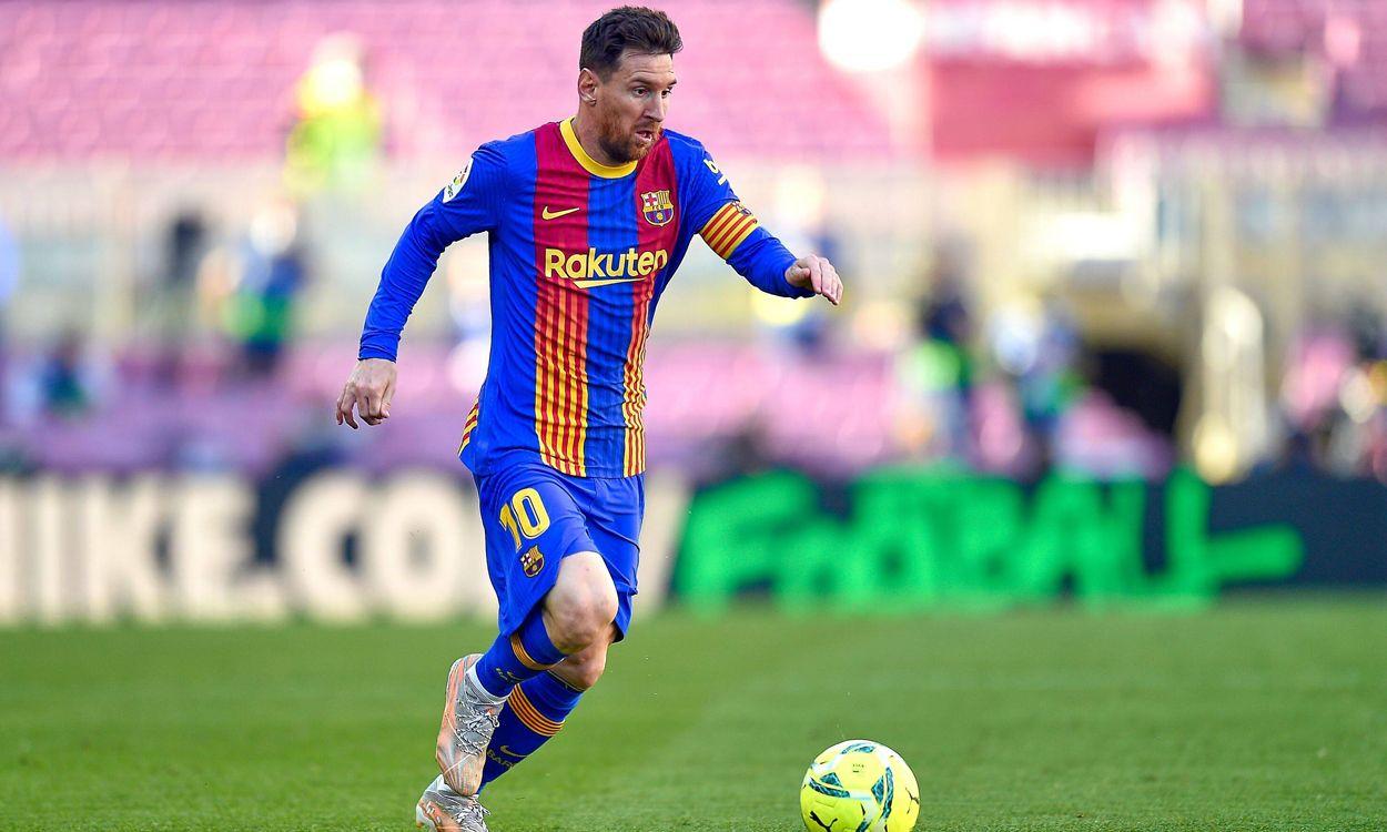 El comentario de Domènec Torrent sobre Messi