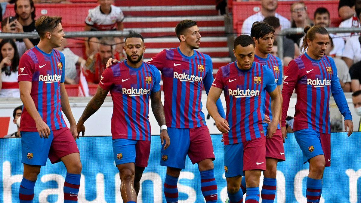 Barça presents its squad for the 2021-22 season!