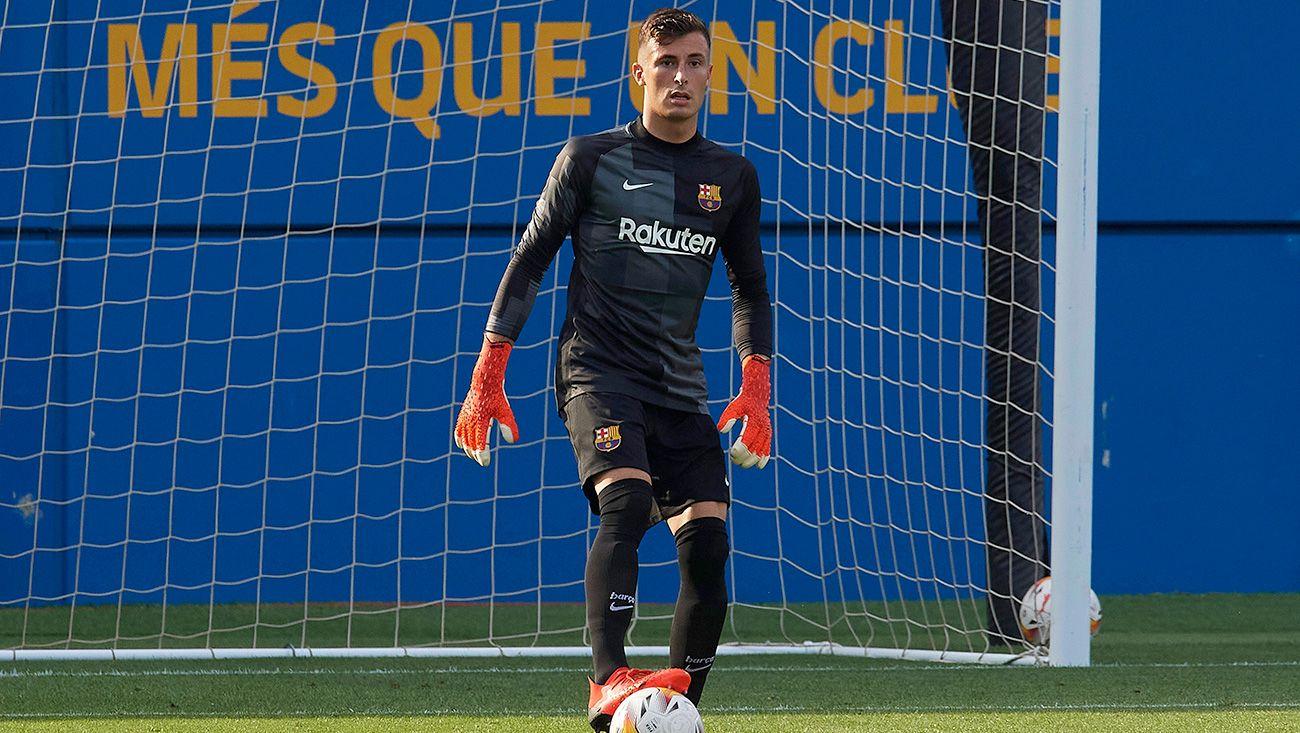 Iñaki Peña, Granada's obsession for his goal