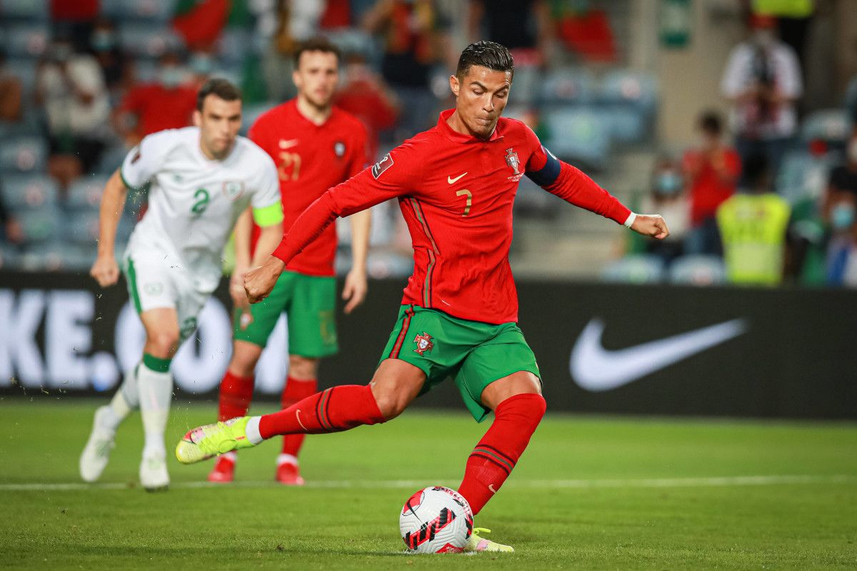 The incredible traced back of Cristiano Ronaldo with Portugal