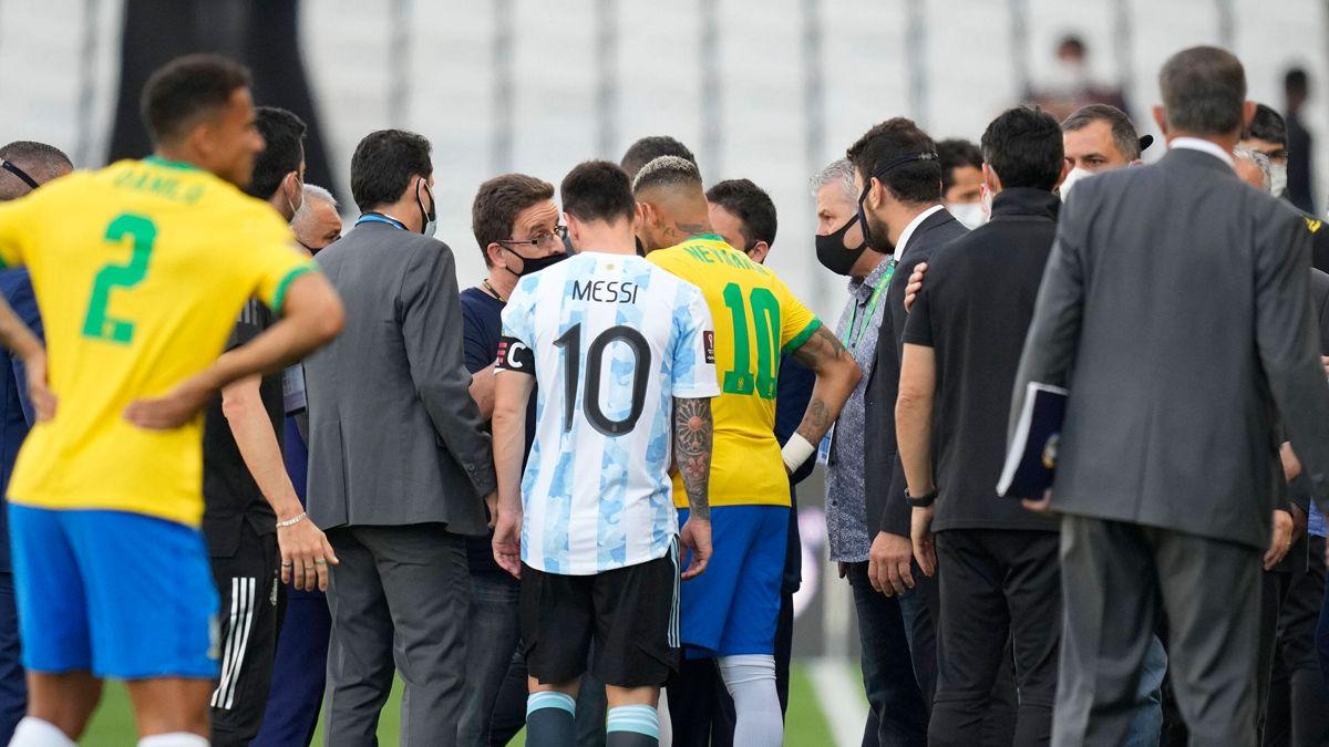 Lío monumental en el Brasil-Argentina: ¡La 'albiceleste'...
