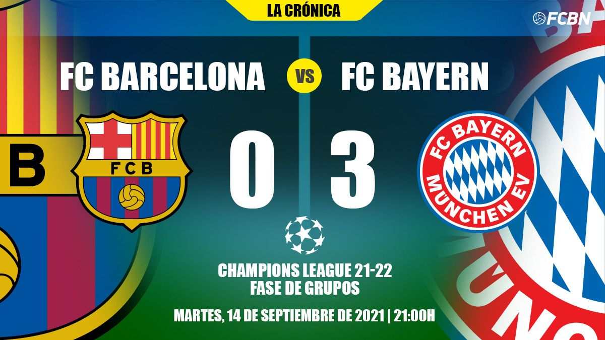 El Bayern humilla a un pobre Barça en su debut en ...