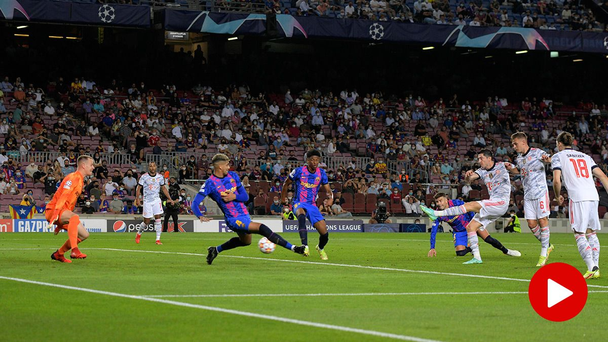 VIDEO SUMMARY: The goals and the best actions of the Barça ...