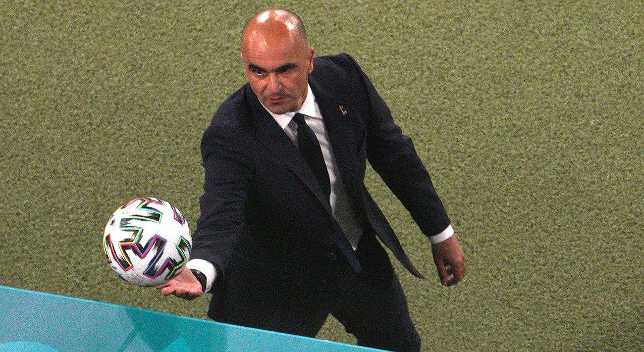 La Liga: Belgium's Roberto Martinez comments as  he arises as the frontrunner to replace Ronald Koeman at Barcelona