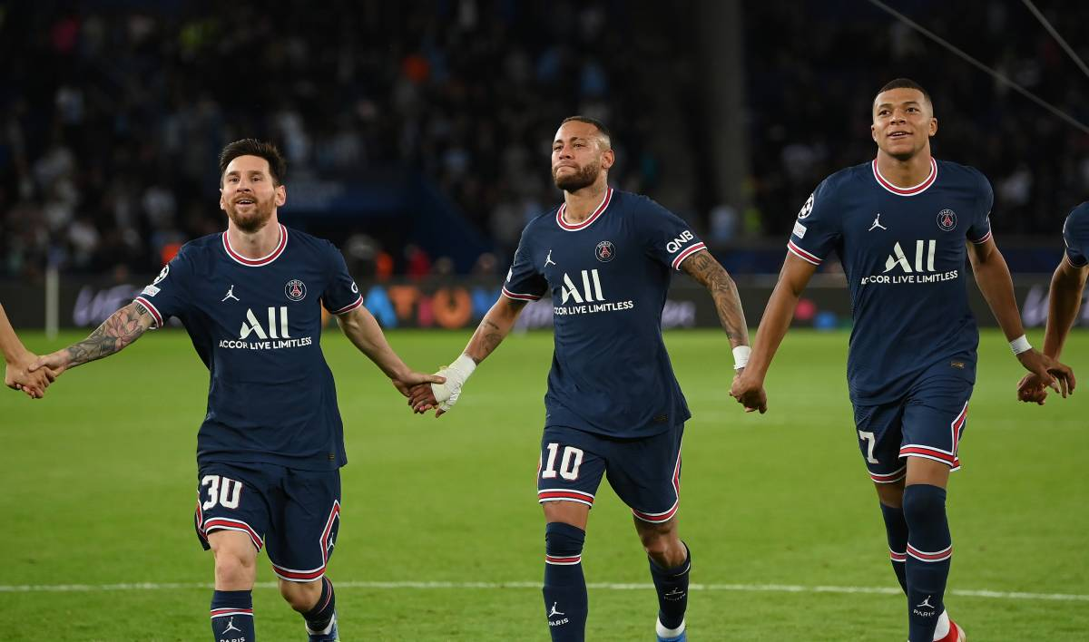 The intentions of Mbappé are firm in spite of the photo beside Messi and Neymar