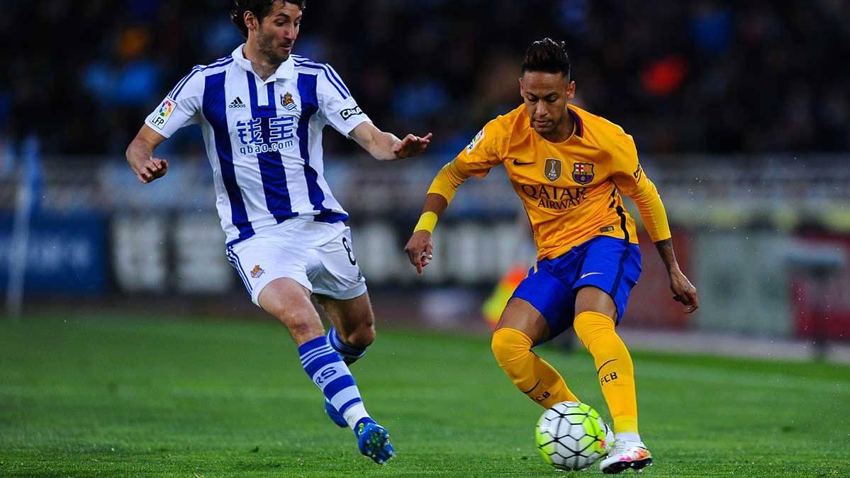 El Neymar m�s gris: cuarto partido consecutivo sin marcar