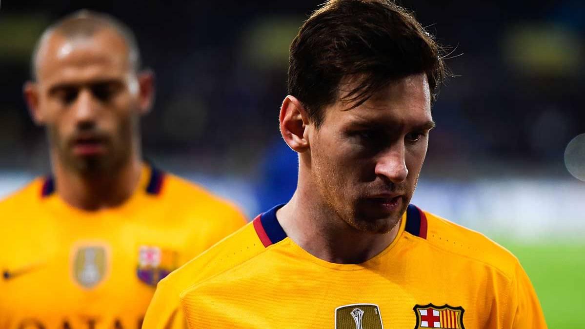 Leo Messi sigue atascado ante el gol 500 en su carrera