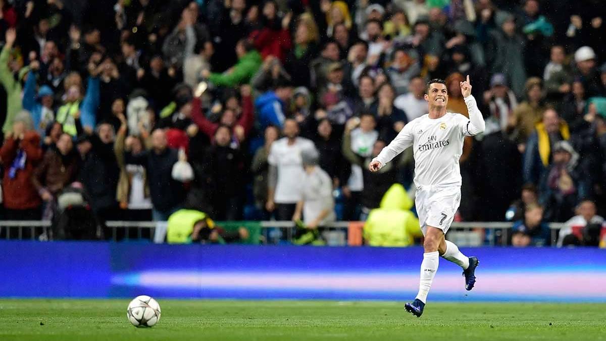 Cristiano Ronaldo hizo posible la remontada ante el Wolfsburgo (3-0)