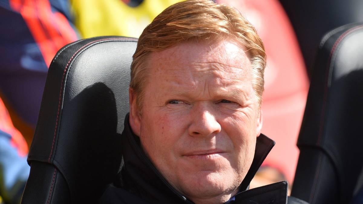 """Koeman: """"Guardiola ha sido entrenador antes que jugador"""""""