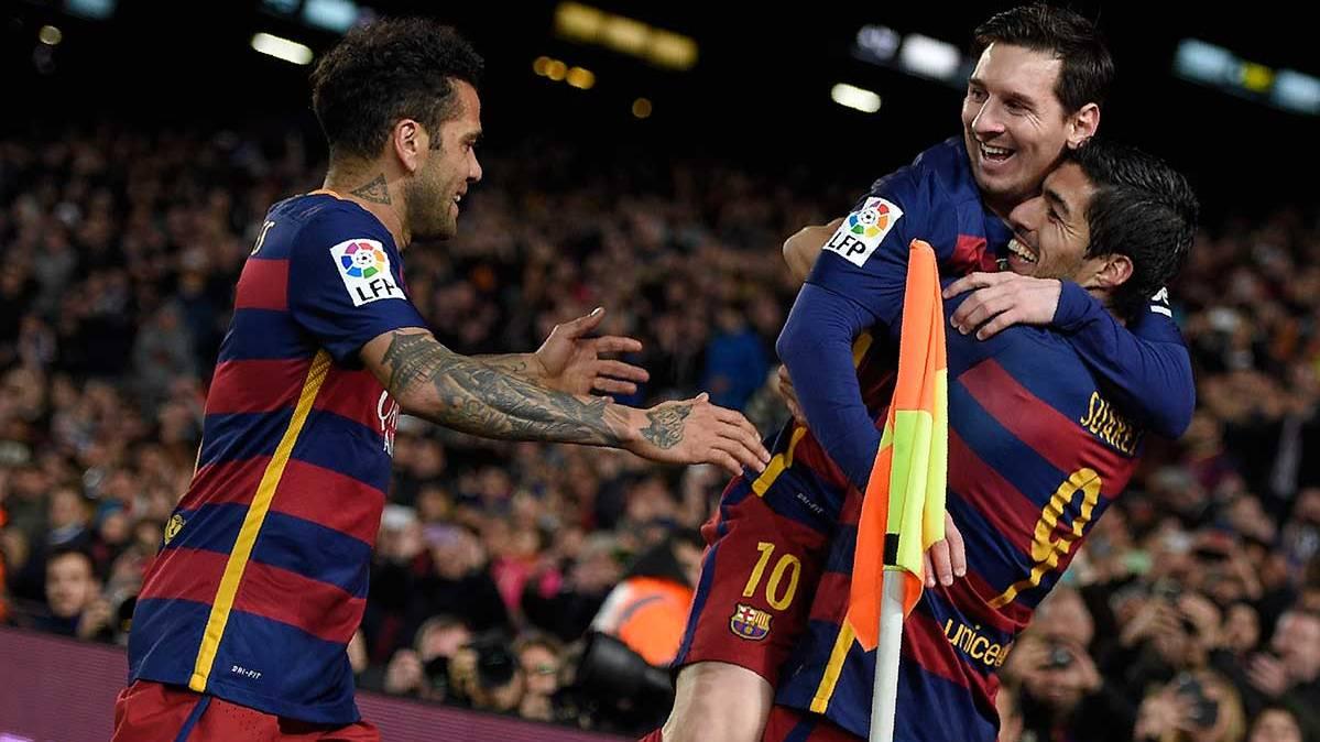 Dani Alves revela el secreto mejor guardado del juego de Messi