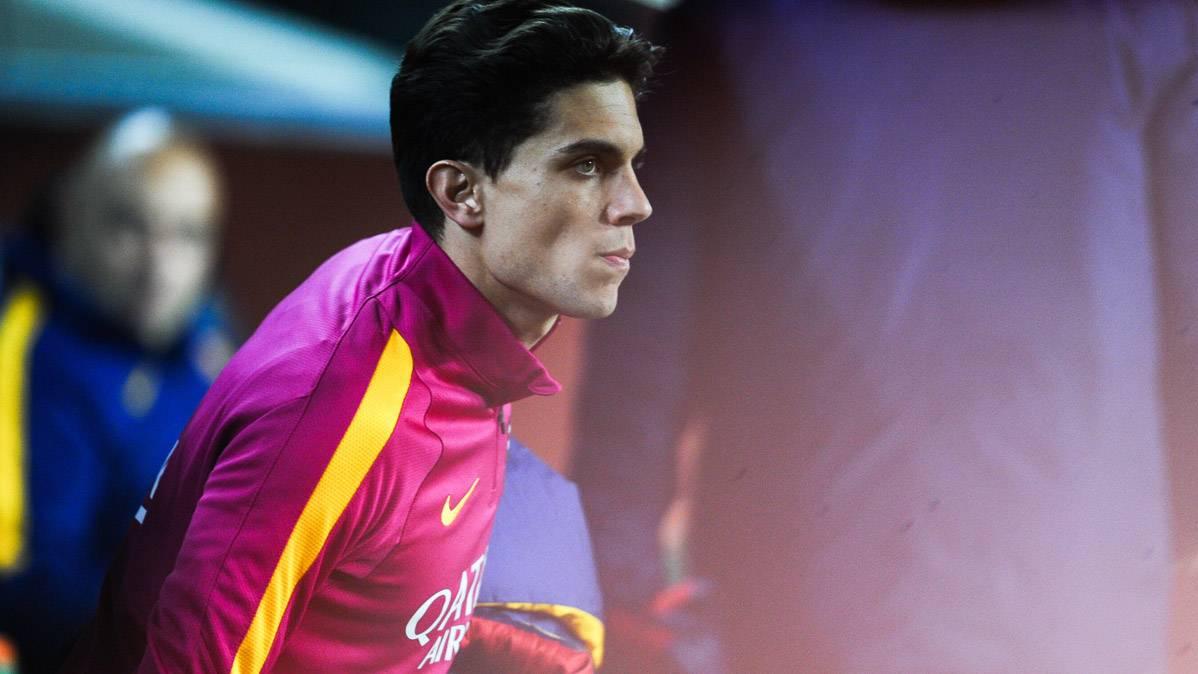 El momento en el que Bartra decidió salir del FC Barcelona