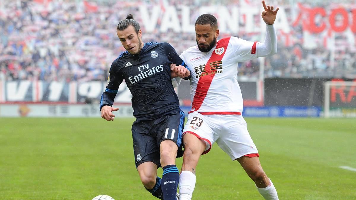 El Real Madrid remont� al Rayo pero pierde a Benzema (2-3)