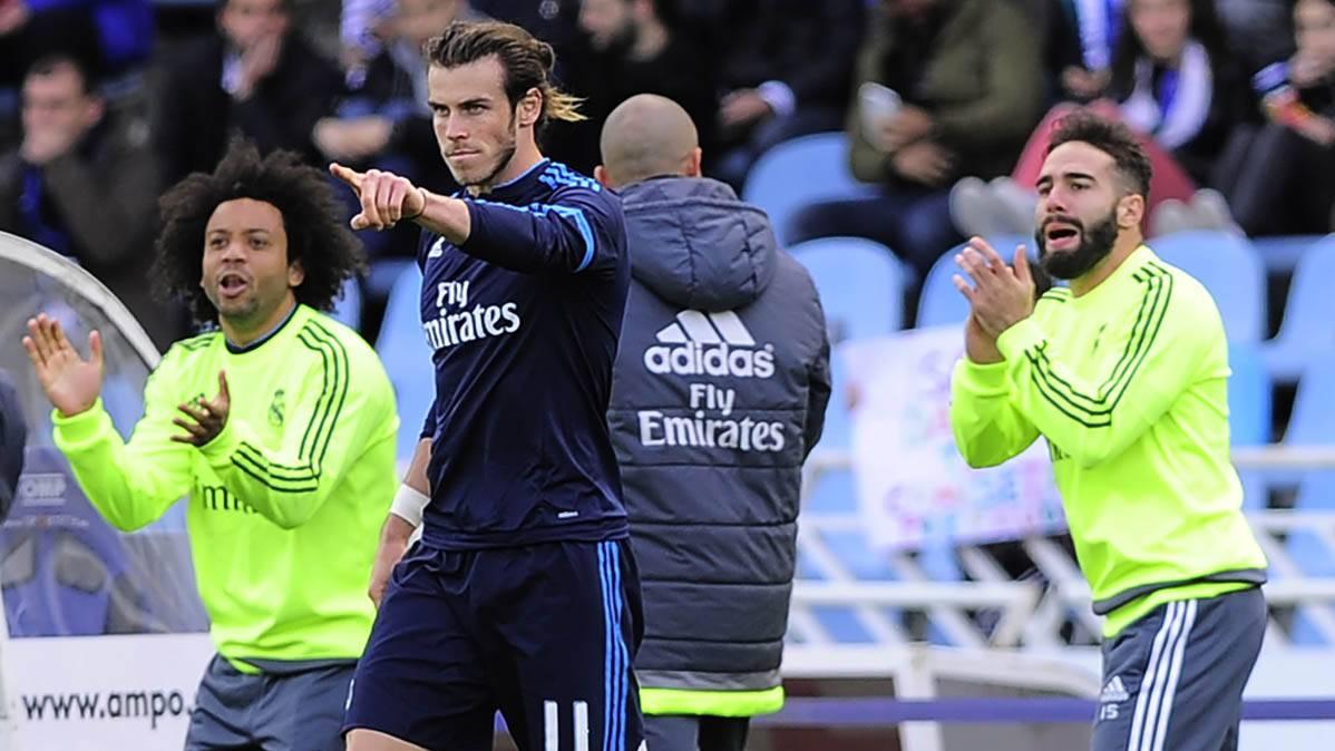 Un solitario gol de Bale salv� al Real Madrid en Anoeta (0-1)