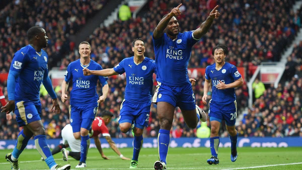 """El Leicester, campeón de la Premier League tras el empate """"spur"""""""