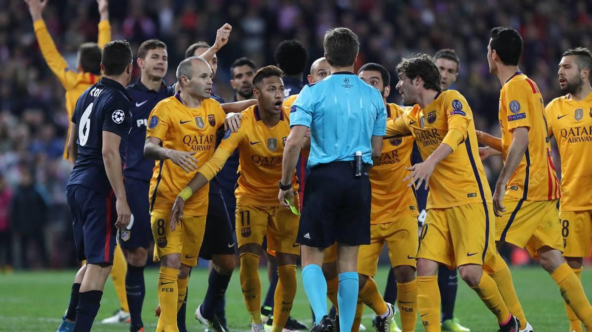 Nicola Rizzola elogia la profesionalidad del FC Barcelona