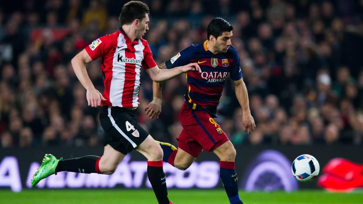 """Valverde: """"Seguimos contando con Laporte, todo son rumores"""""""