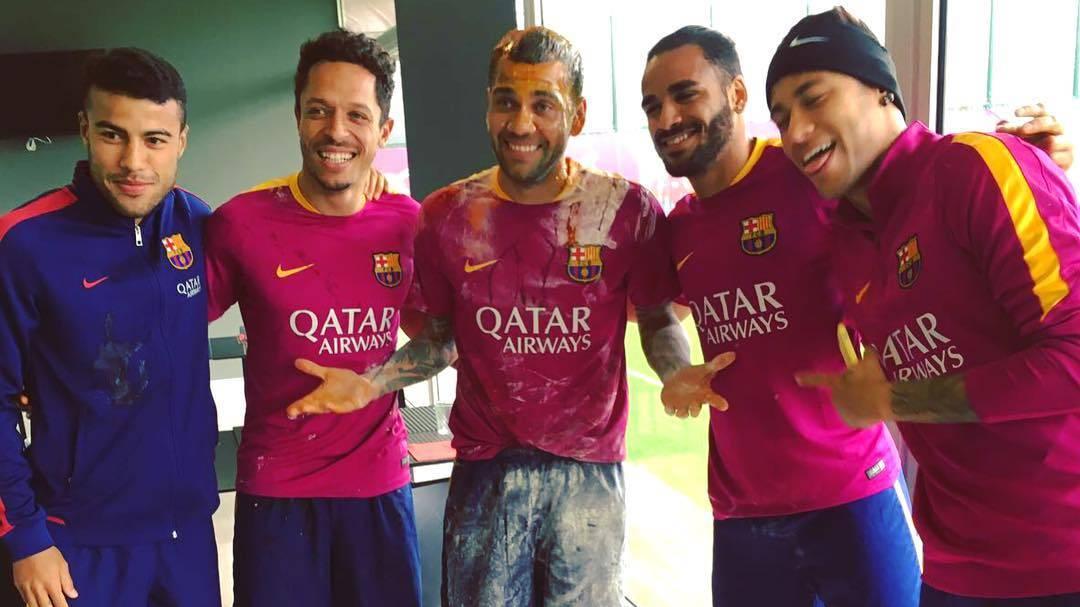 El FC Barcelona: del clan brasileño al de los franceses