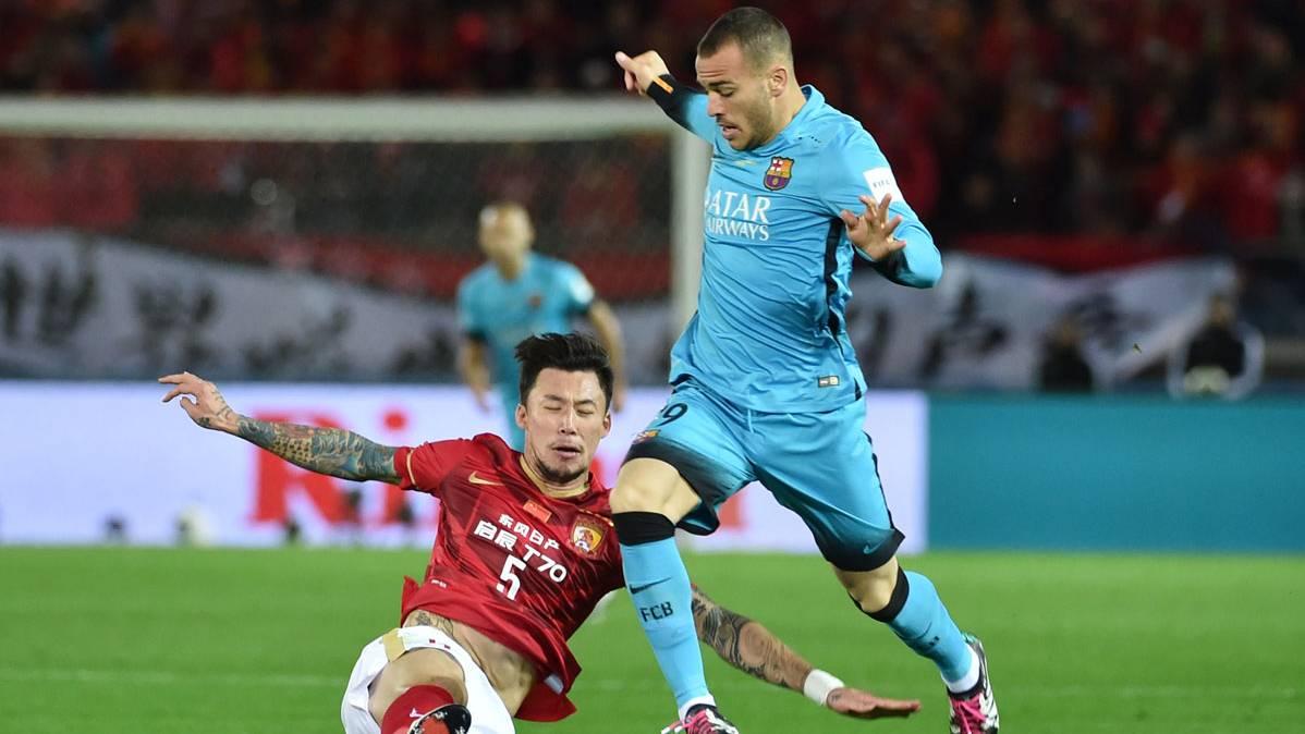 El Barcelona ya negocia el traspaso de Sandro Ram�rez