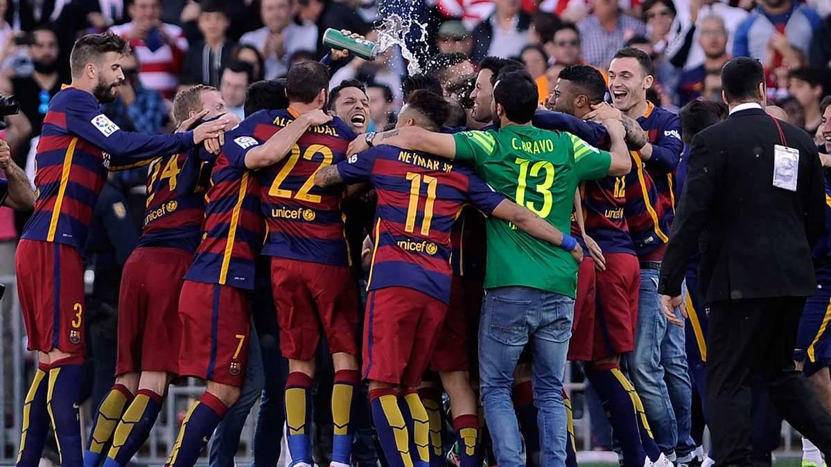 Surrealista: Villar podr�a entregar LaLiga en la final de la Supercopa