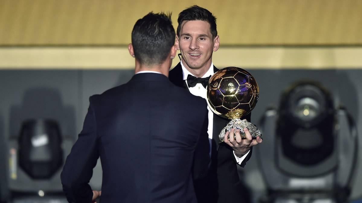 El FIFA Bal�n de oro, a punto de desaparecer