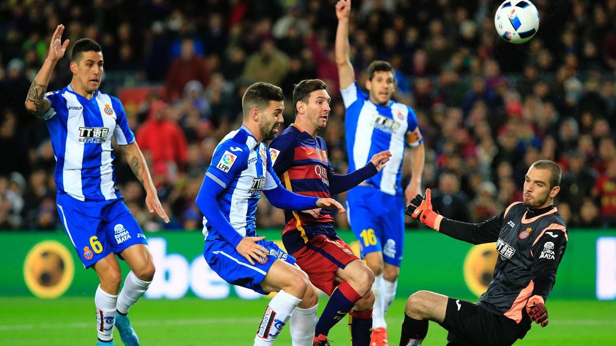 ¿Está orgulloso Pau López de haber pisado a Leo Messi?