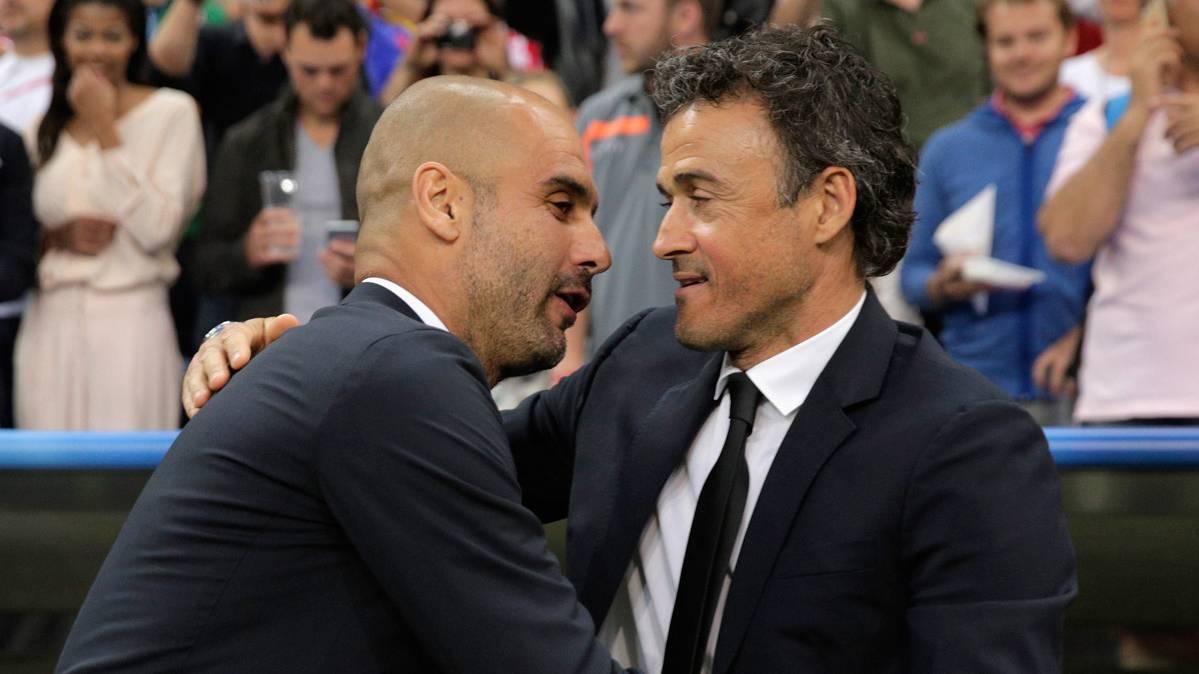 """Sampaoli decide entre el estilo de Guardiola y el de """"Lucho"""""""