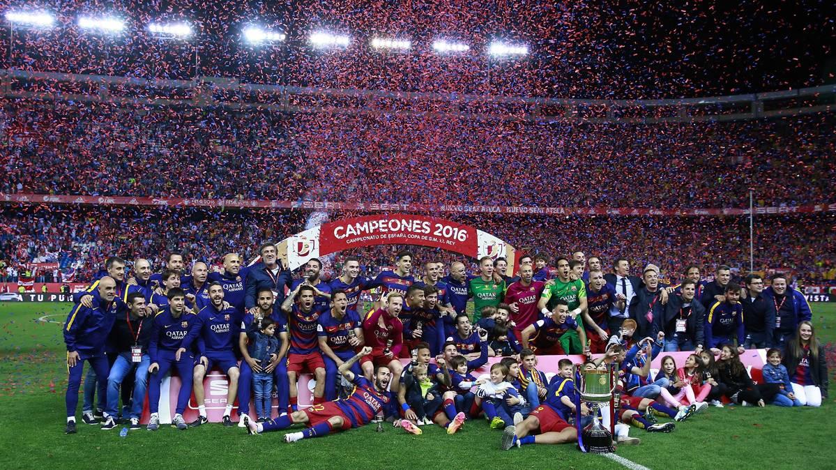 Indignaci�n en Catalunya por la realizaci�n de la final de Copa