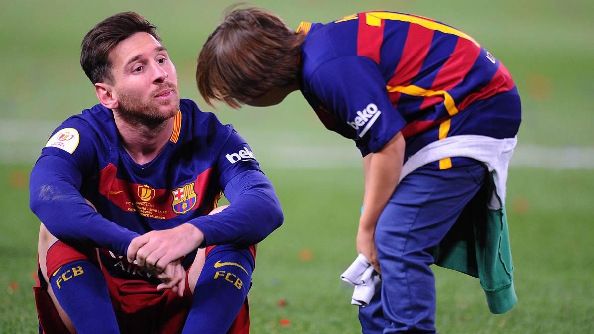 Messi, mejor del mundo... �Para los jugadores de Alemania!