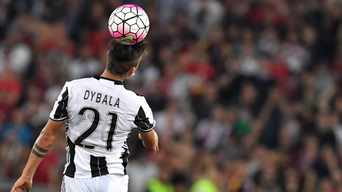 �Hablan de una oferta formal del FC Barcelona por Dybala!
