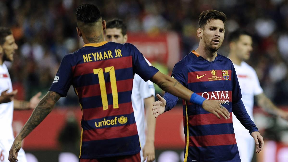 Ronaldinho da la clave sobre la buena adaptaci�n de Neymar