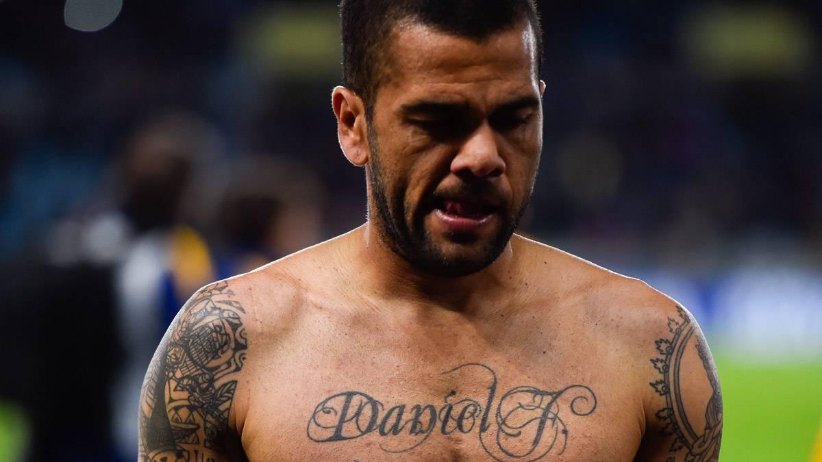 La agente de Alves niega ning�n acuerdo con la Juventus
