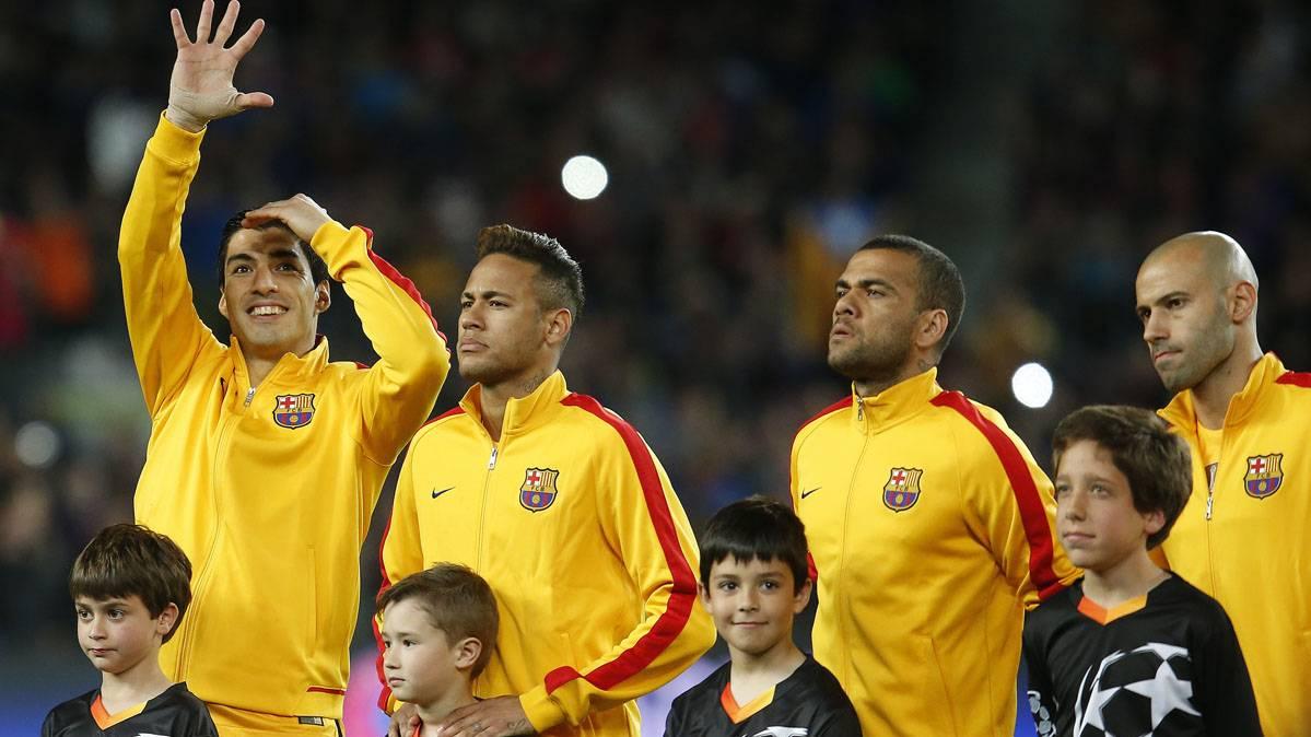 La Juve niega al Bar�a los fichajes de Alves y Mascherano