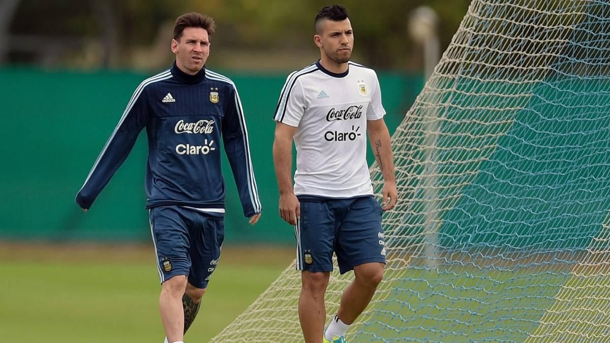 Messi quiere la revancha en Copa Am�rica con Argentina