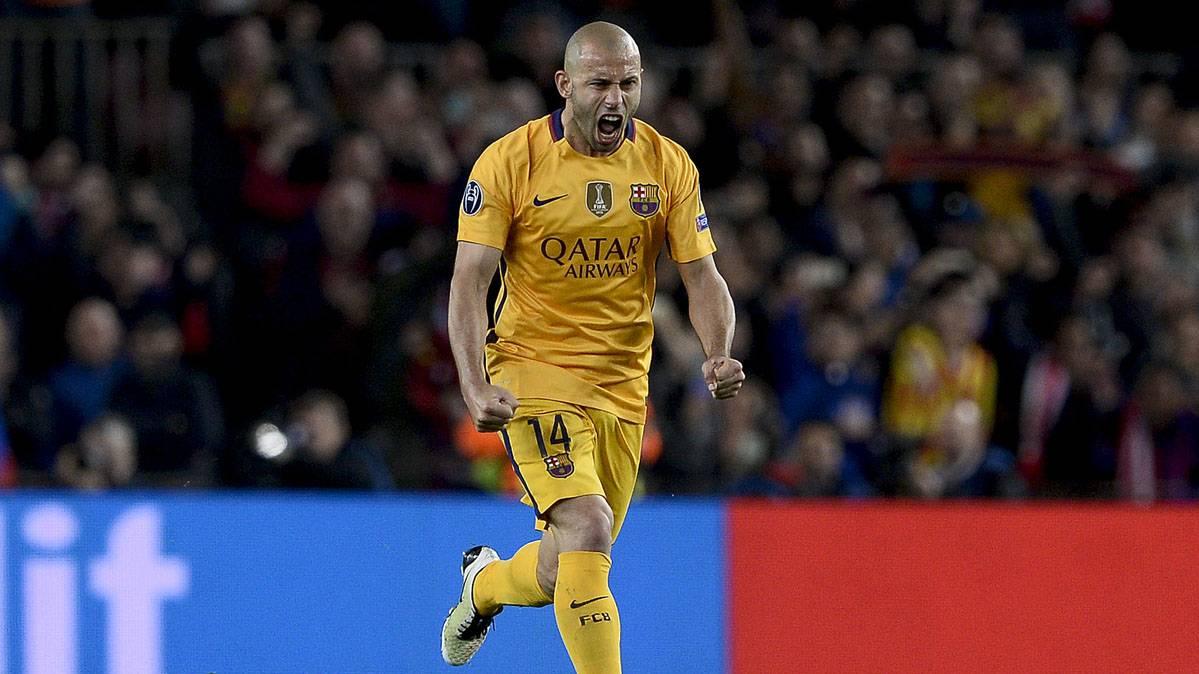 """El FC Barcelona """"sobornar�"""" a Mascherano para que no se vaya"""