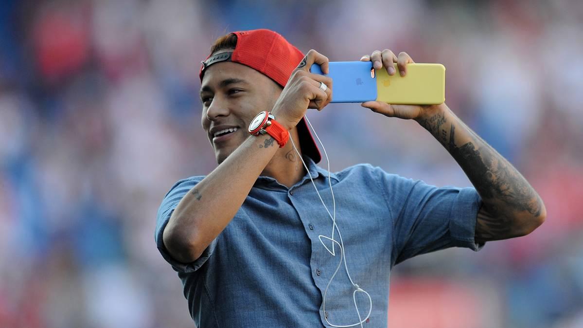 Neymar Jr, acosado en Ibiza por emisarios del PSG