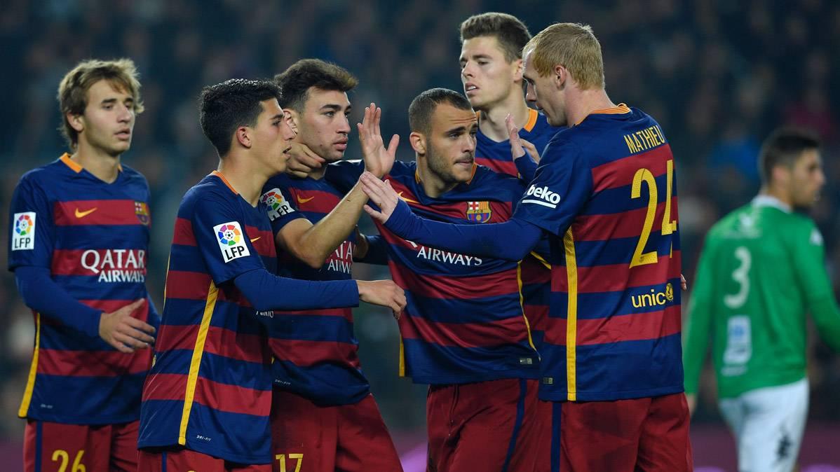 Ya hay posible destino para un descartado del FC Barcelona