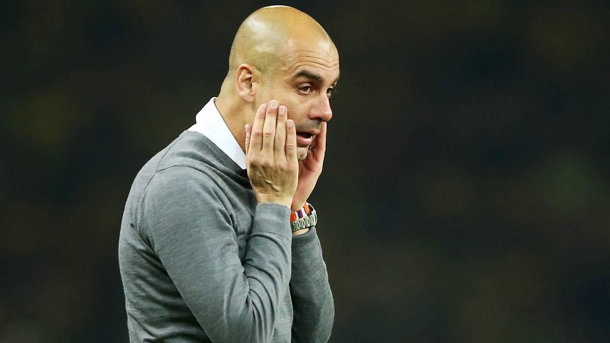 El Paris Saint-Germain intent� robarle a Guardiola al City