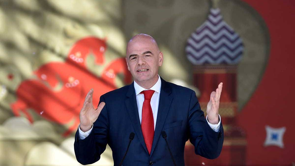 El vergonzoso sueldo del nuevo presidente de la FIFA