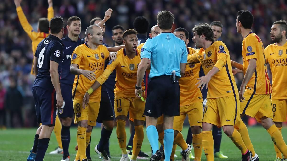 El FC Barcelona, partidario de desarrollar la Liga Europea