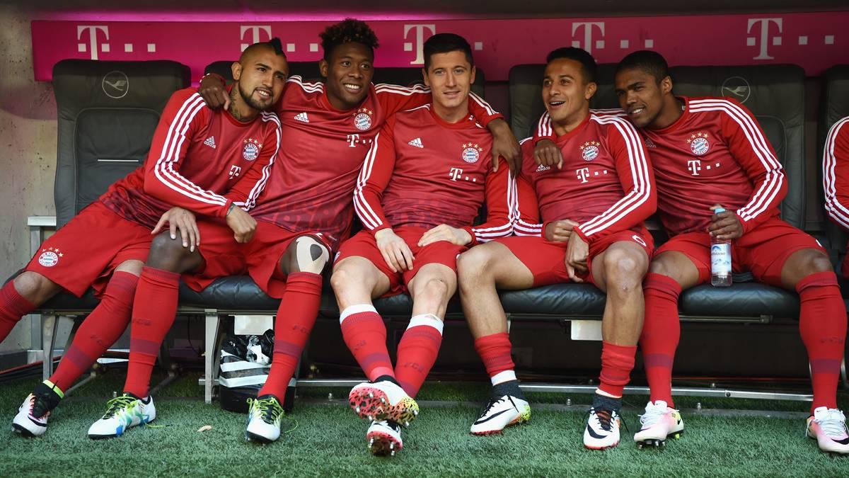Portazo del Bayern M�nich al Real Madrid por dos estrellas
