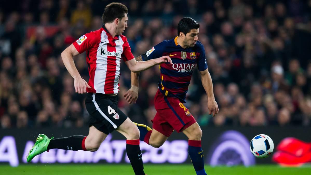 Aymeric Laporte contra el Barça, el verdadero partido del morbo