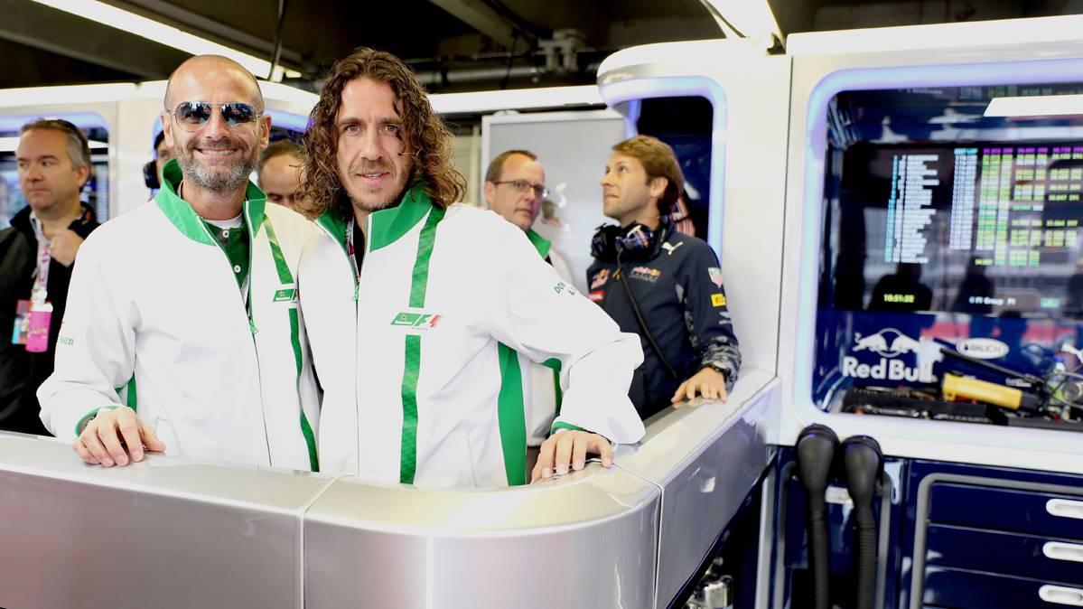 """Carles Puyol: """"Estamos bien, esperando instrucciones"""""""